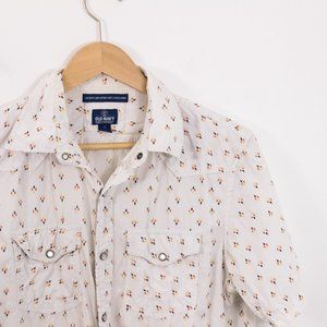 Old Navy Wester Fit Button Up